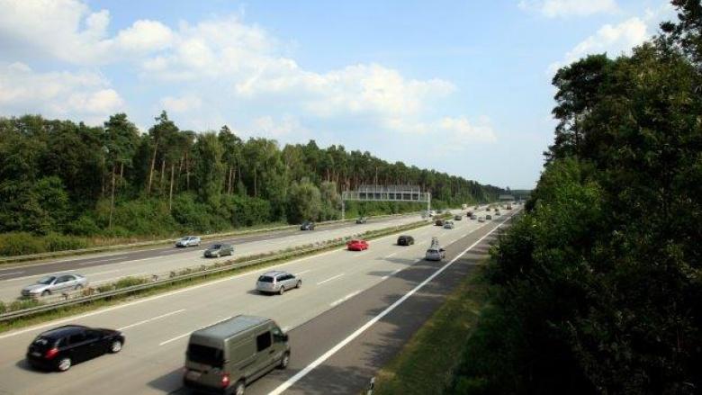 A1 und Ortsumgehung Roggendorf