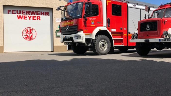Feuerwehrhaus Weyer