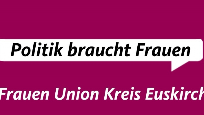 Logo Frauen Union Kreisverband Euskirchen